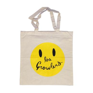 The Growlers Smiley Face Tote Bag