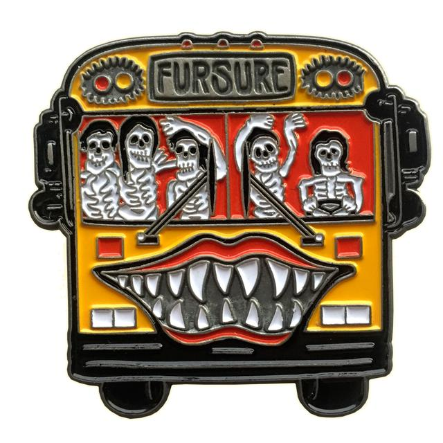 "The Growlers Numbered ""Brandy"" Bus Pin"
