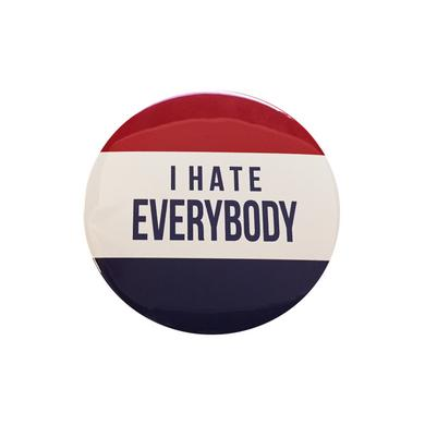 The Growlers I Hate Everybody Button