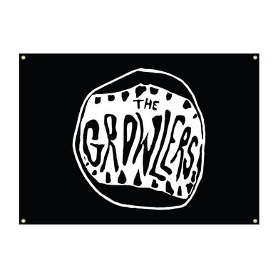 The Growlers Classic Mouth Flag