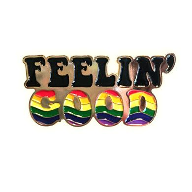 The Growlers Feelin' Good Pin