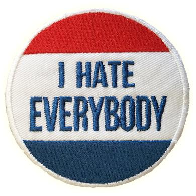 The Growlers I Hate Everybody Patch