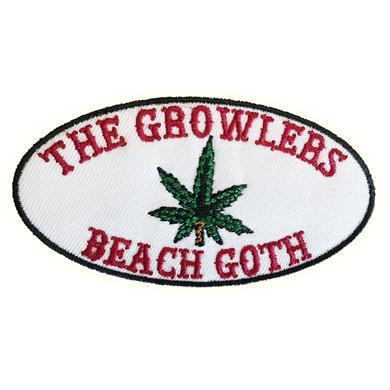 The Growlers Beach Goth Oval Patch