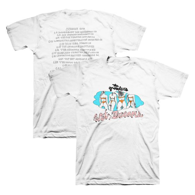 The Growlers Wet Dreams T-Shirt