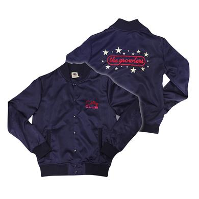 The Growlers City Club Satin Jacket