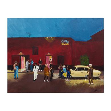 The Growlers City Club by Pamela Littky: Exclusive Signed and Numbered Limited Edition Print