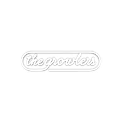 The Growlers Neon Sign Vinyl Car Decal