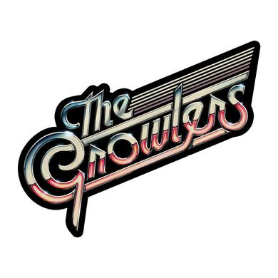The Growlers Chrome Logo Sticker