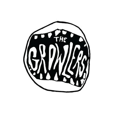 The Growlers Classic Mouth Patch