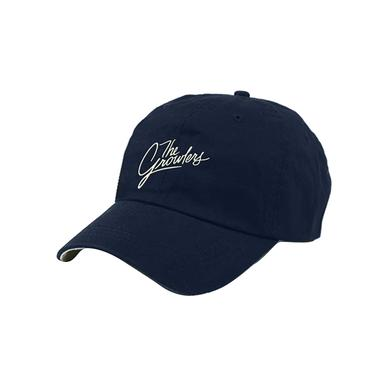 The Growlers Embroidered Script Logo Cap