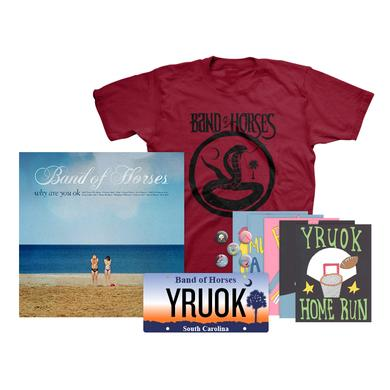 Band Of Horses Why Are You OK Limited Edition Bundle