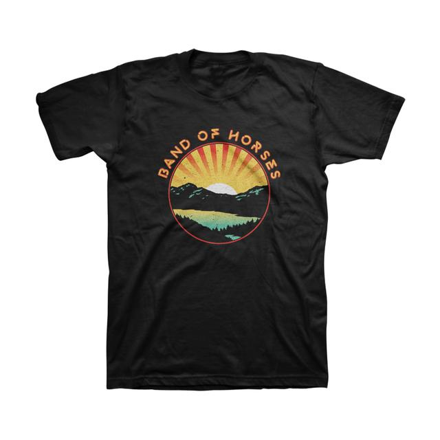Band Of Horses Lakefront Unisex Tee