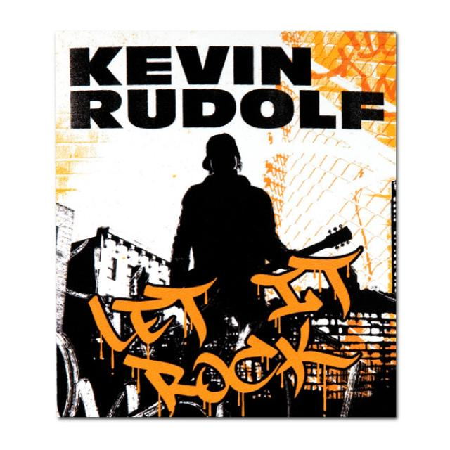Kevin Rudolf City Sticker
