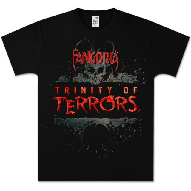 Trinity of Terrors Logo Event Tee