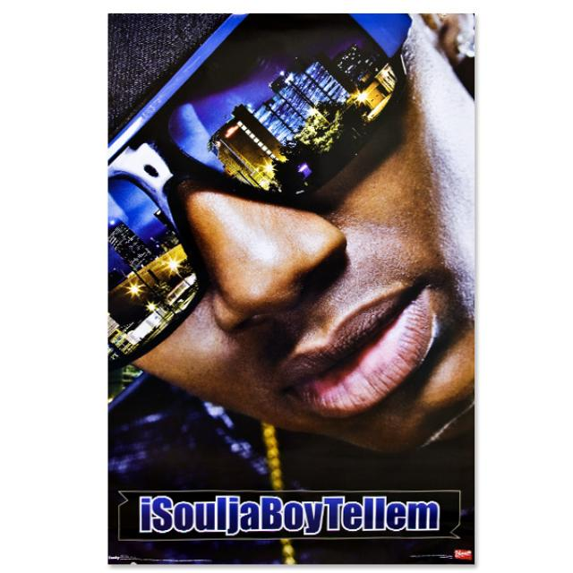 Soulja Boy Tell 'Em Shades Poster