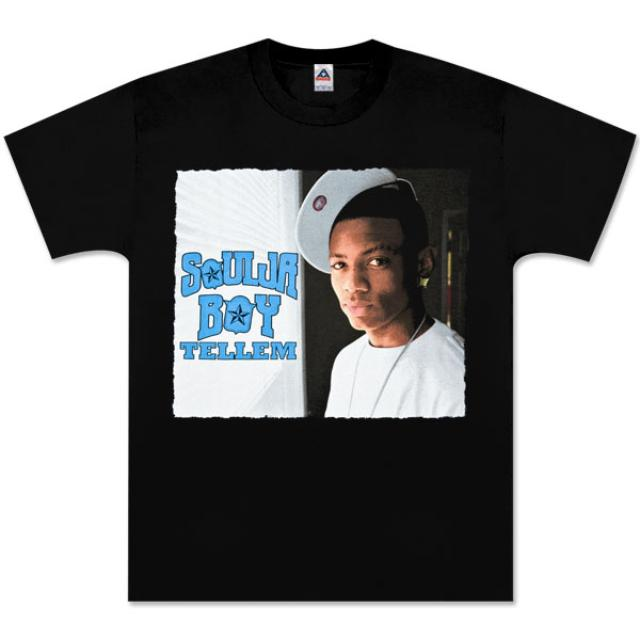 Soulja Boy Tell 'Em Tilt Your Cap T-Shirt