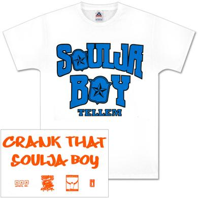 Soulja Boy Tell 'Em Limited Edition T-Shirt