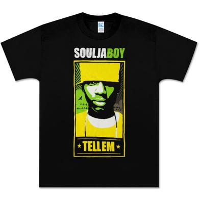 Soulja Boy Tell 'Em Souja Boy Vector Tell 'Em T-Shirt
