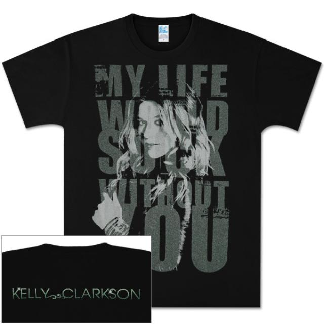 Kelly Clarkson My Life T-Shirt