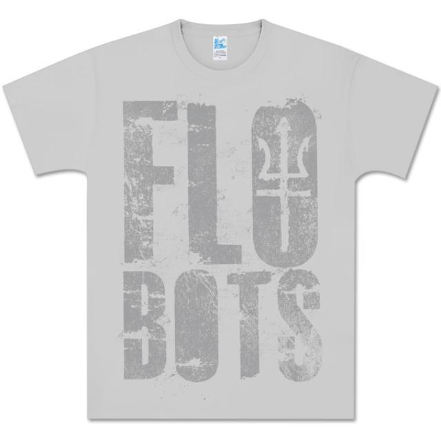 Flobots Trident Logo T-Shirt