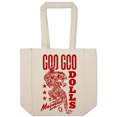 Goo Goo Dolls Tiger Tote Bag