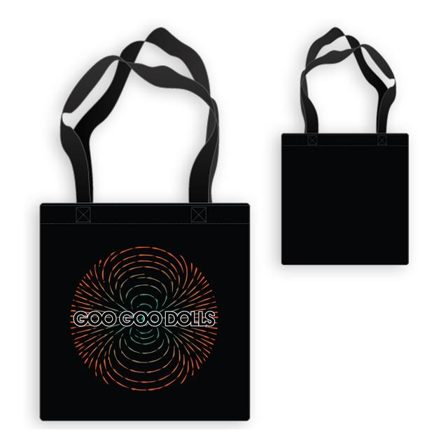 Goo Goo Dolls Magnetic Circle Tote