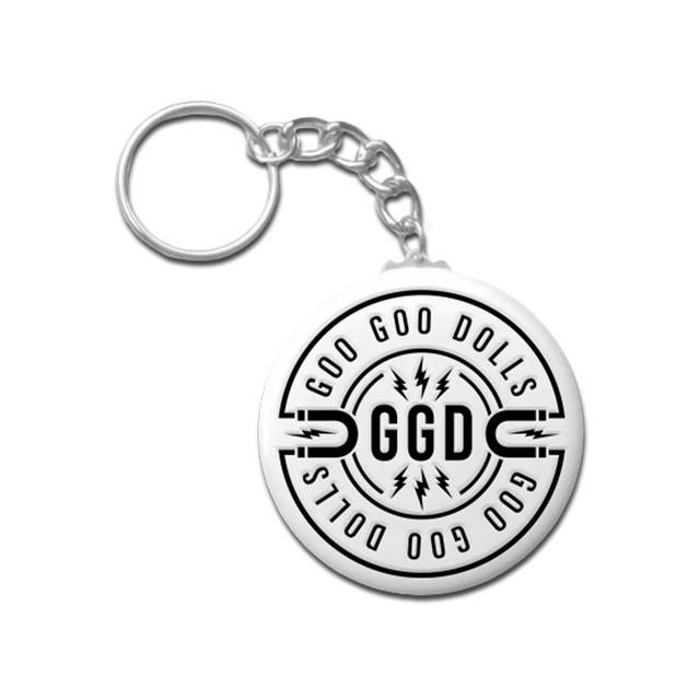 Goo Goo Dolls Revolt Keychain