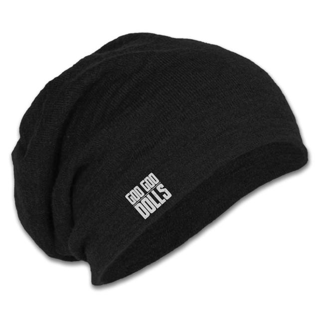 Goo Goo Dolls Stacked Logo Beanie