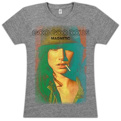 Goo Goo Dolls Fade Babydoll T-Shirt