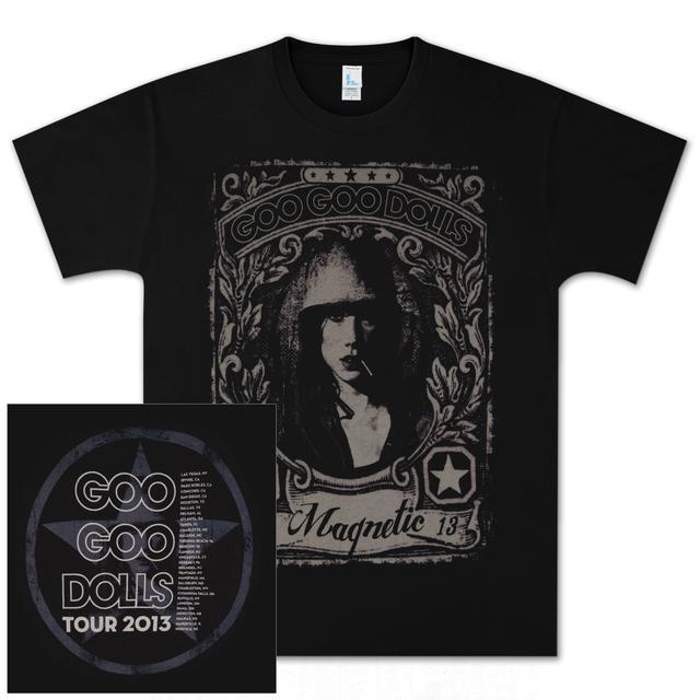 Goo Goo Dolls Propaganda Dateback T-Shirt