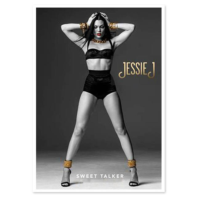 Jessie J Sweet Talker Limited Edition Signed Lithograph