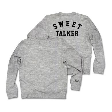 Jessie J Sweet Talker Text Sweatshirt