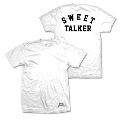 Jessie J Sweet Talker Text T-Shirt