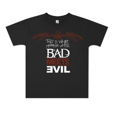 Bad Meets Evil Kid's T-Shirt