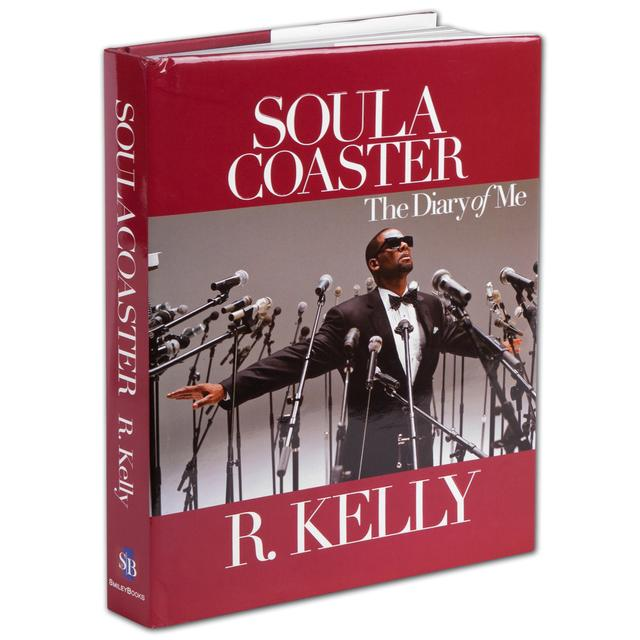 R. Kelly - Soula Coaster The Diary of Me Book