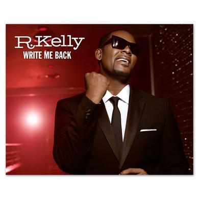 R. Kelly Flare 8X10 Print