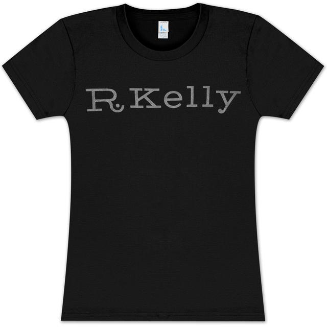R.Kelly Logo Babydoll T-Shirt