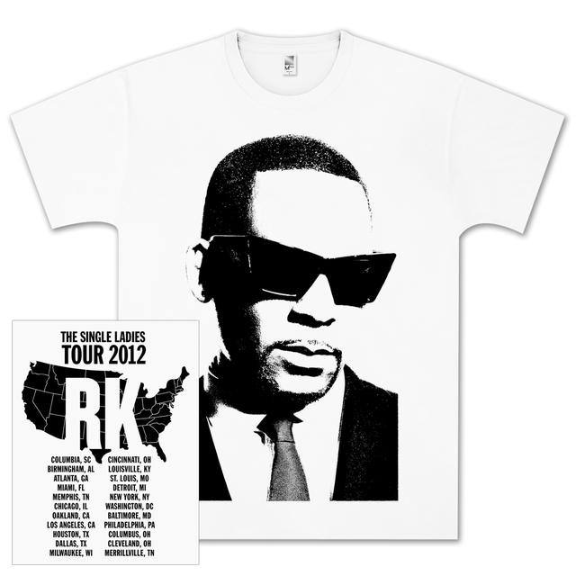 R. Kelly Silhouette Tour T-Shirt