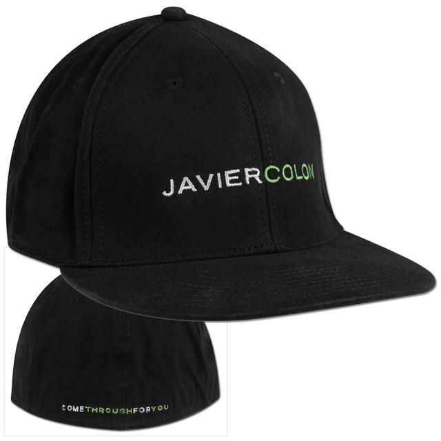 Javier Colon Logo Baseball Cap