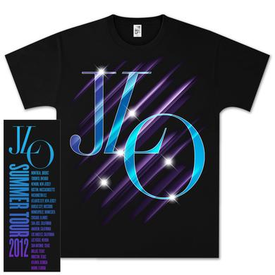 Jennifer Lopez J Lo Light Streaks T-Shirt