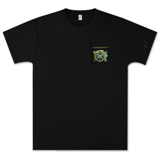 Turbogeist BT Drawing T-Shirt