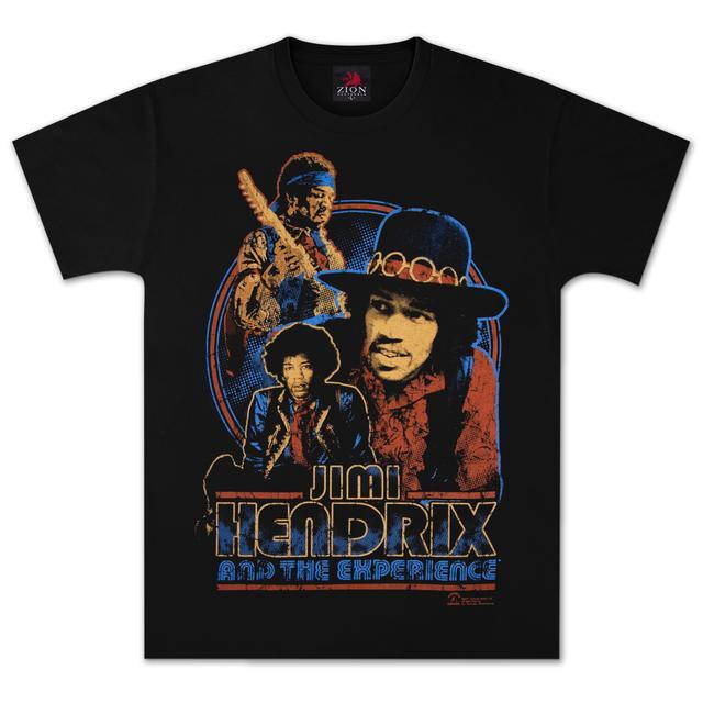 Jimi Hendrix Experience Vintage T-Shirt