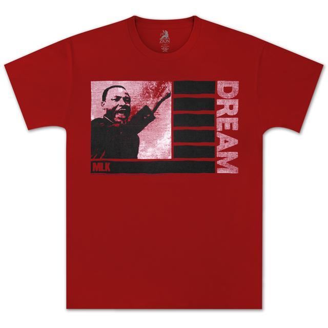 Bob Marley Martin Luther King Jr. Dream T-Shirt