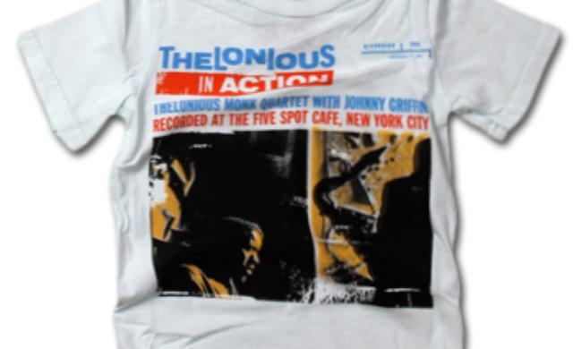 8eb51aad874 FRIEND OR FOE THELONIOUS MONK ACTION YOUTH T-SHIRT ON STAR WHITE