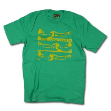 Friend Or Foe Lee Morgan T-Shirt on Kelly Green