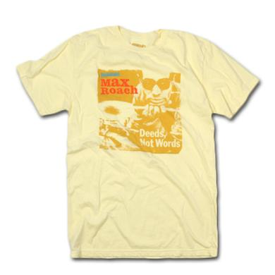 Friend Or Foe Deeds T-Shirt on Yellow