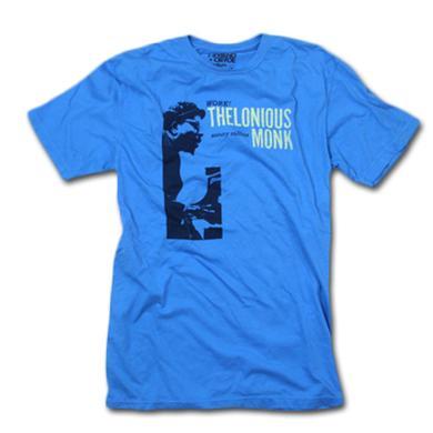 Friend Or Foe Work T-Shirt on Blue