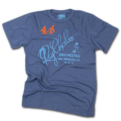 Friend Or Foe Orchestra T-Shirt on Blue