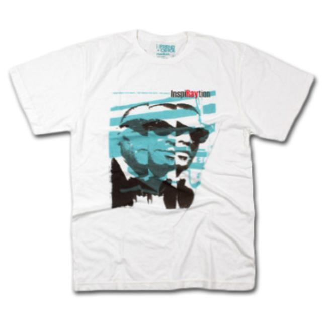 Friend Or Foe InspiRaytion T-Shirt on White