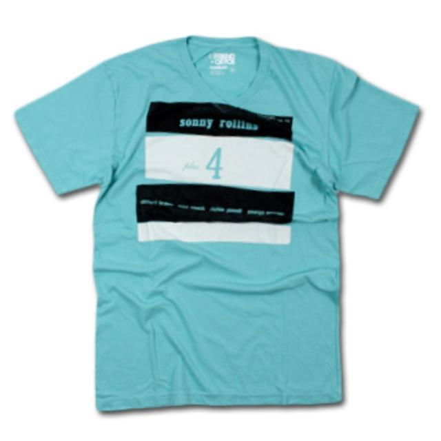 Friend Or Foe Plus 4 T-Shirt on Light Blue